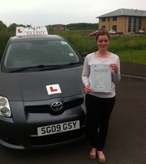 ROBYN CAMPBELL-SALTCOATS 10th june 2013